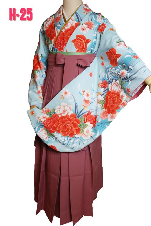 レトロな雰囲気の袴